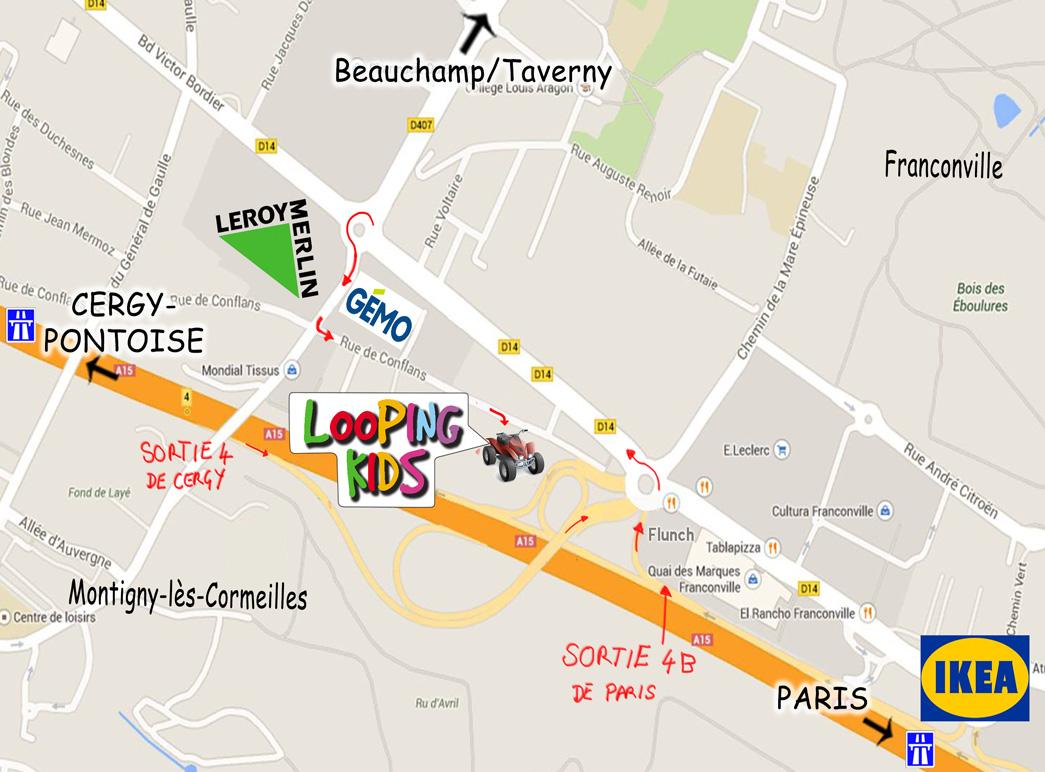 Mlc Montigny Les Cormeilles. Fabulous Programme Complte Et Extension ...